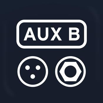 AUX-B