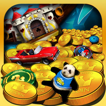 Coin-Party-Carnival-Pusher-3D-Spiel-