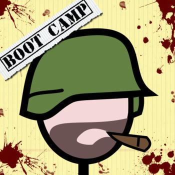 Doodle-Army-Boot-Camp