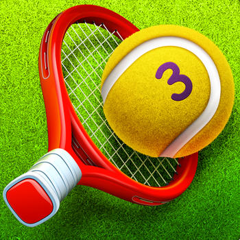 Hit-Tennis-3-Swipe-flick-the-ball