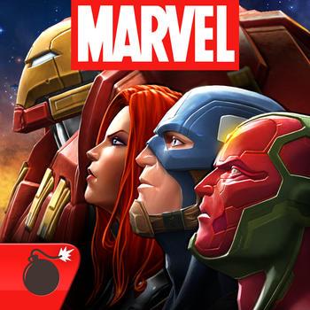 MARVEL-Batalla-de-Superh-roes