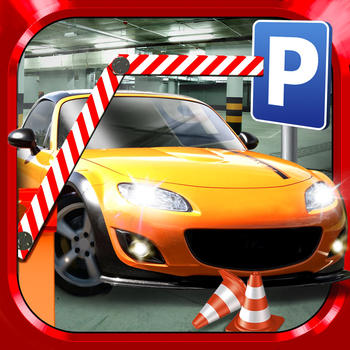 Multi-Level-Car-Parking-Simulator-Game-Gratuit-Jeux-de-Voiture-de-Course