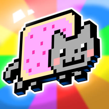 Nyan-Cat-Lost-In-Space