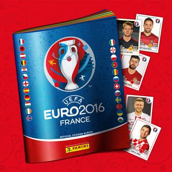 Panini-Sticker-Album