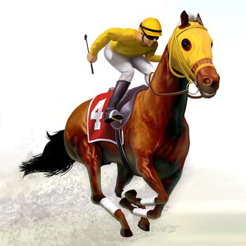 Photo-Finish-Horse-Racing-REMPORTEZ-LA-CONQU-TE-DE-LA-COUPE-