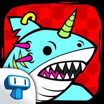 Shark-Evolution-Clicker-Game-of-the-Deep-Sea-Mutants