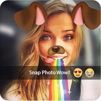 Snap-Doggy-Face-New-Stickers-and-Emoji-for-Snapchat