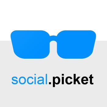 Social-Picket-Controle-Suas-Contas-Sociais