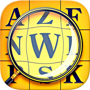 Wortsuche-Puzzles